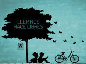 ¡Leer nos hace libres! | Día Internacional del Libro 2015