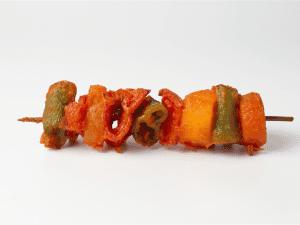 Tapapiés 2015 | Saslyk Pinchu | Origen: India | Falguni Restaurante Indio | Lavapiés - Madrid