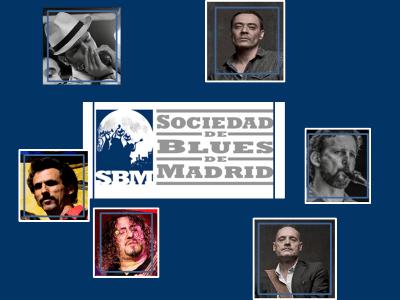 Lavapiés Diverso 2015   Sociedad de Blues de Madrid   Lavapiés - Madrid