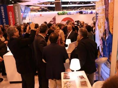 FITUR 2016 | 20-24/01/2016 | IFEMA - Madrid | Visita de Cristina Cifuentes en el Día de Madrid