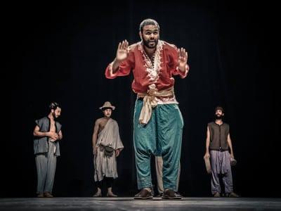 'Arrabouz' de Théâtre Vies-Age | 29/03/2016 | Auditorio Centro Cultural Casa del Reloj | Arganzuela - Madrid | Estreno en España