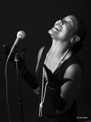 T. J. Jazz 'Sings Billie Holiday' | Bogui Jazz | 01/04/2016 | Madrid | Foto Leo Cobo