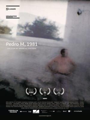 DocumentaMadrid 2016   Pedro M, 1981   Andreas Fontana   Suiza-España 2015   Cartel