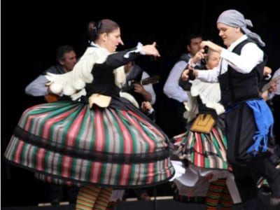 Fiestas de San Isidro 2016   Madrid   Del 12 al 16 de mayo de 2016   Festival de Danzas Madrileñas