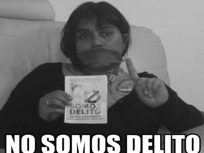 Mónica Hidalgo | No Somos Delito