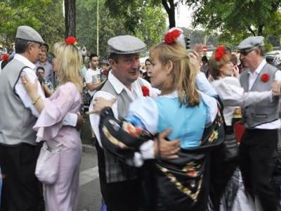 Fiestas de San Isidro 2016 | Madrid | La Pradera de San Isidro | Baile Vermú | 14/05/2016