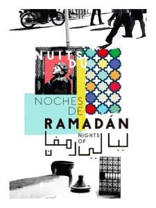 'Noches de Ramadán 2016' | Madrid | Del 21 de junio al 5 de julio de 2016 | Cartel