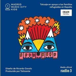 Semana Día Europeo de la Música   21-26 de junio de 2016   Madrid   Madrid Music City Kids   Matadero Madrid   25/06/2016