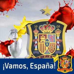 UEFA Eurocopa 2016 | Francia | ¡Vamos, España!