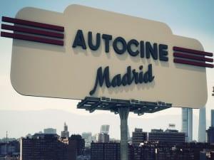 Autocine Madrid | Chamartín | Madrid | Luminoso