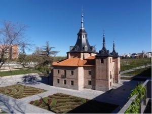 Ermita de la Virgen del Puerto | En la actualidad integrada en el Parque Madrid Río | Arganzuela | Madrid