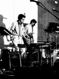 'Esplendor Geométrico' en directo en Tolosa en octubre de 1987