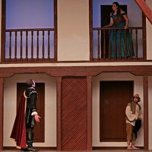'El vizcaíno fingido' | Entremes de Miguel de Cervantes | Compañía Teatro Corral de Almagro | Corral de Comedias de Almagro | Ciudad Real - España | Discreta