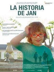 'La Historia de Jan' | 2016 | Documental de Bernardo Moll Otto | Estreno en cines de España | 04/11/2016 | Cartel