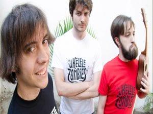 Rebel-K   Festival de Músika Underground   CentroCentro Cibeles   Madrid   Noviembre 2016 - Mayo 2017   Ukelele Zombi