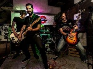 Romeo | Concierto especial 10º aniversario | Presentación nuevo disco '2.0' | Costello Club | Madrid | 22/12/2016 | Romeo en directo en El chico feo (Madrid)