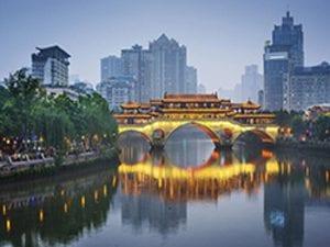 Año Nuevo Chino 2017 | Año del Gallo | Madrid | 13/01 al 28/02/2017 | Vista de Chengdu