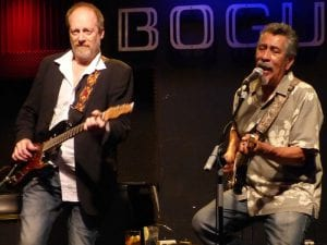 Jeff Espinoza & Francisco Simón | Bogui Jazz | Jueves 2 de marzo de 2017 | Foto Borja Suárez