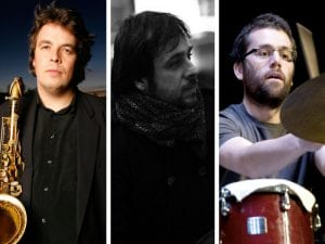 Conciertos Bogui Jazz Junio 2017   Chueca - Centro - Madrid   Lumpert, Moreno, Prats Trío