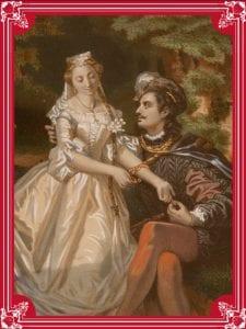 Día y Noche de los Museos 2017 | 'Don Juan et Claudine' | 1830-1850 | Nicolas Eustache Maurin | Museo del Romanticismo | Madrid