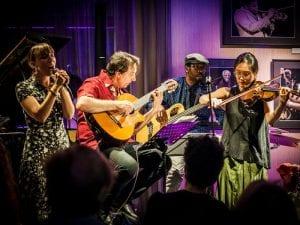 Gaztapiles | Festival Urbano de Arte, Música y Gastronomía | Chamberí - Madrid | 17/06/2017 | Concierto de Marina Lledo