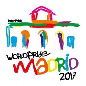 World Pride Madrid 2017 | Fiesta del Orgullo LGBT | 23/06 -02/07/2017 | Madrid | Logo