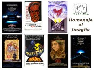 Imagfic vuelve   15º Festival Internacional de Cine Imaginario de Madrid   2018   Fescinal   Homenaje al Imagfic