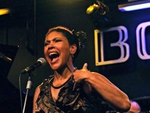 Conciertos noviembre 2017 en Bogui Jazz   Chueca - Centro - Madrid   T.J. Jazz   'Sings Billie Holiday'   30/11/2017   Foto Sara Martín López