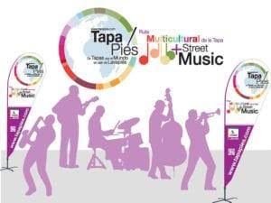 Tapapiés 2017   7ª Ruta Multicultural Tapas y Música en Lavapiés   19-29/10/2017   Lavapiés   Madrid   De tapas por el mundo sin salir de Lavapiés