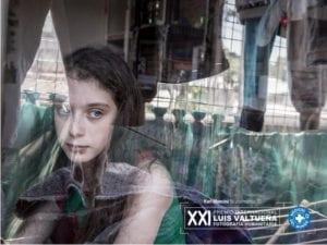 21º Premio Internacional de Fotografía Humanitaria 'Luis Valtueña' | Médicos del Mundo | CentroCentro Cibeles | Madrid | 'Ni una menos' | Karl Mancini