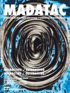 MADATAC 2018 | 9ª Muestra Internacional de Arte Digital Audiovisual y Tecnologías Acontemporáneas | Interactivo / Exteractivo | 16-20/01/2018 | Madrid | Cartel