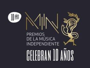 Vota ya en los Premios MIN 2018   10ª edición de los Premios de la Música Independiente   Del 29/01 al 16/02/2018   Celebran 10 años