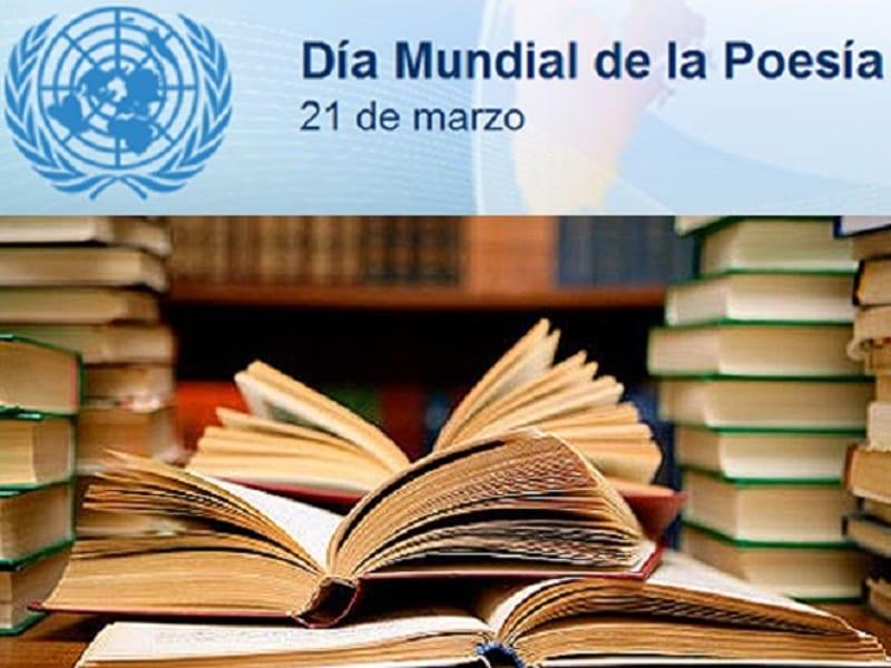 Resultado de imagen de Día Mundial de la Poesía