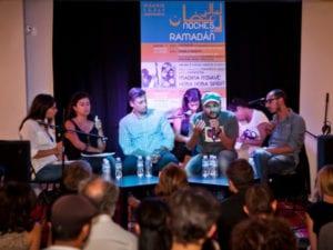 Noches de Ramadán 2011   Debate 'Primaveras árabes: 4 puntos de vista'   Colectivo La Latina   Madrid