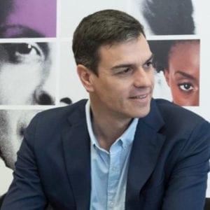 Pedro Sánchez nuevo presidente del Gobierno de España | Viernes 01/06/2018 | Foto del perfil de Pedro Sánche en Twitter
