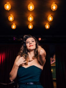 Conciertos septiembre 2018 Bogui Jazz | Madrid | 'Momentos Alhambra Jazz': Lady & The Tramps presentan 'Tribute to Miss Peggy Lee'
