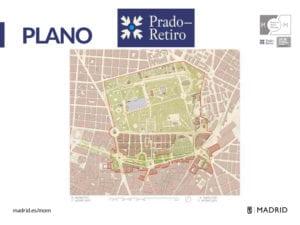 Madrid Otra Mirada | MOM 2018 | Ayuntamiento de Madrid | 19, 20 y 21/10/2018 | Plano Prado - Retiro