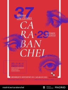 37ª Semana de Cine Español de Carabanchel   21-27/01/2019   Carabanchel   Madrid   Cartel