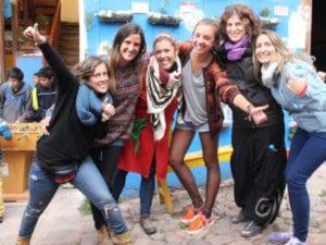 Encuentro Viajero Tumaini 2019 | PANGEA The Travel Store | 09/02/2019 | Salamanca | Madrid | Voluntarias en Perú