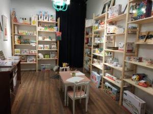 Tienda Los Artistas del Barrio | Calle de Embajadores | Lavapiés | Centro | Madrid | Espacio infantil