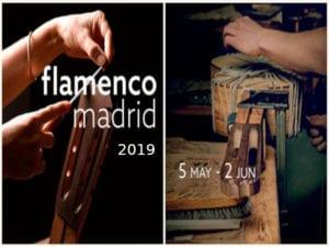 Flamenco Madrid 2019 | 05/05-02/06/2019 | Teatro Fernán Gómez - Centro Cultural de la Villa | Madrid