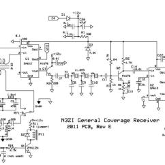 Simple Relay Circuit Diagram Home Stereo Wiring N3zi Kits General Coverage Receiver