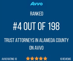 best recommended ranked attorney real estate business oakland
