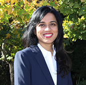 Attorney Meera T. Parikh, Attorney and Member of the Pleasanton Human Services Commission