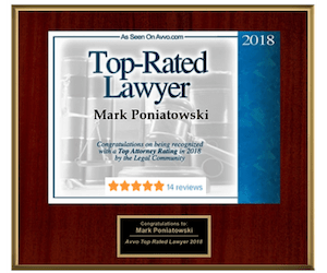PLP Avvo Lawyer Rating 5-Star 2018
