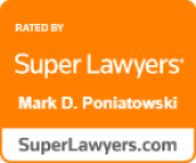 Mark Poniatowski SuperLawyer 2020 Creditors Debtors Rights