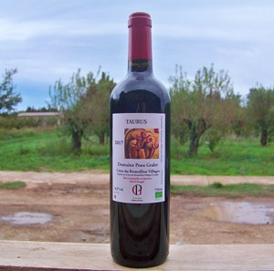 Taurus Pons Gralet - Côtes du Roussillon