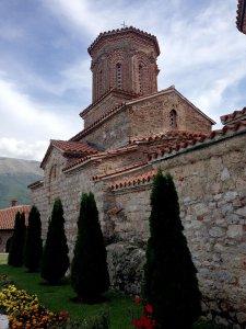 Church, Ohrid, FRY Macedonia