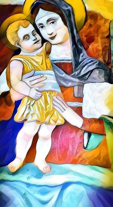1 gennaio 2020 – MARIA MADRE DI DIO