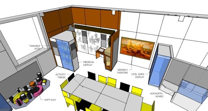 Pontefract Museum Phase 2.1